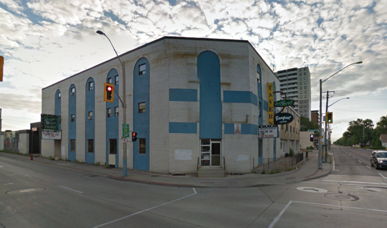 A Google Streetview Image of George and Mary's Tavern on the northeast corner of Parkdale Street and Melvin Avenue.