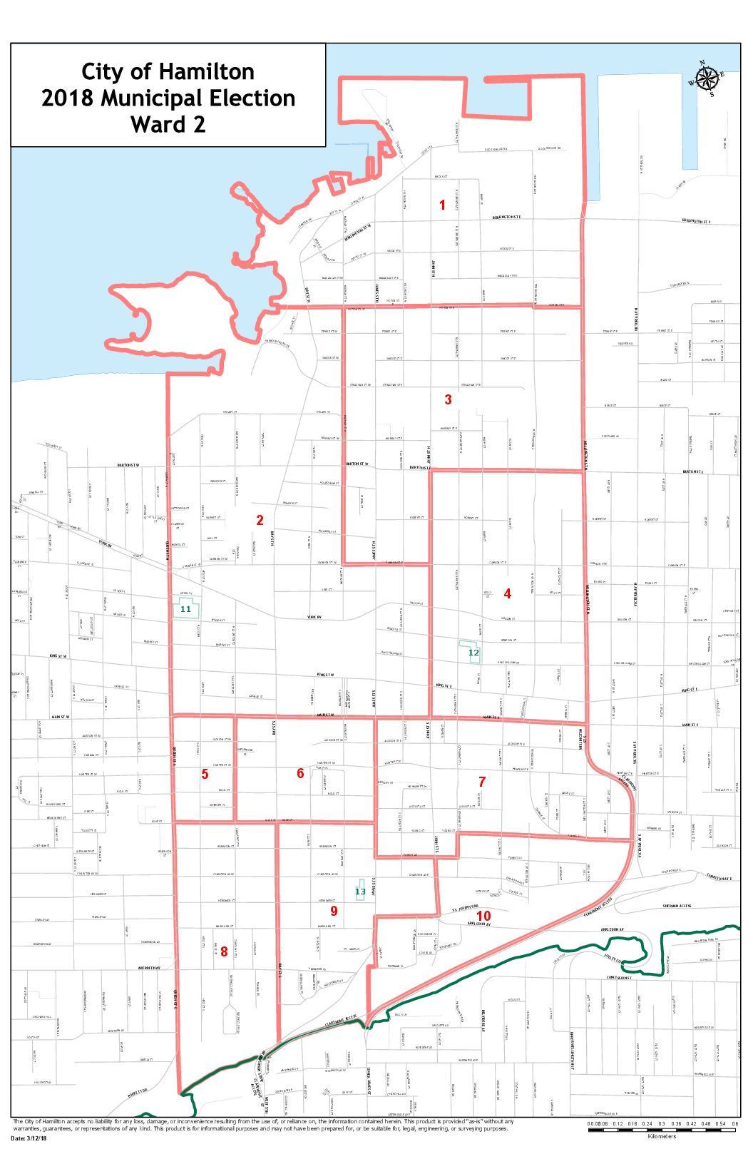 2018 Hamilton Municipal Election Ward Polling Division Maps The Ready To Program Rightclick Save As Circuit Schematic Png Pdf Download Map Right Click Link Image Format Document