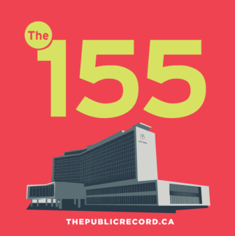 The 155 Podcast